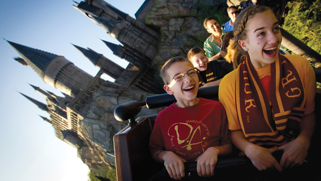 Where Muggle Families Can Soar!