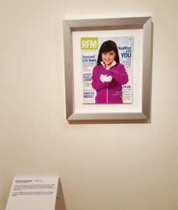 As RVA's trusted family-lifestyle publication, Richmond Family Magazine is part of the exhibit.