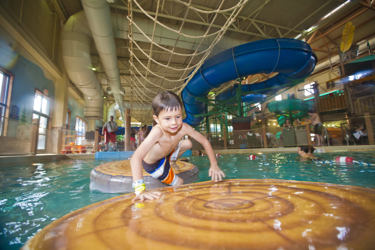 """Great Wolf Lodge Williamsburg Offers Families """"…a Seriously Good Time!"""""""