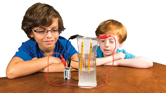 Science Fun With Water