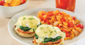 Both Wegmans locations take reservations for Sunday brunch at The Pub.