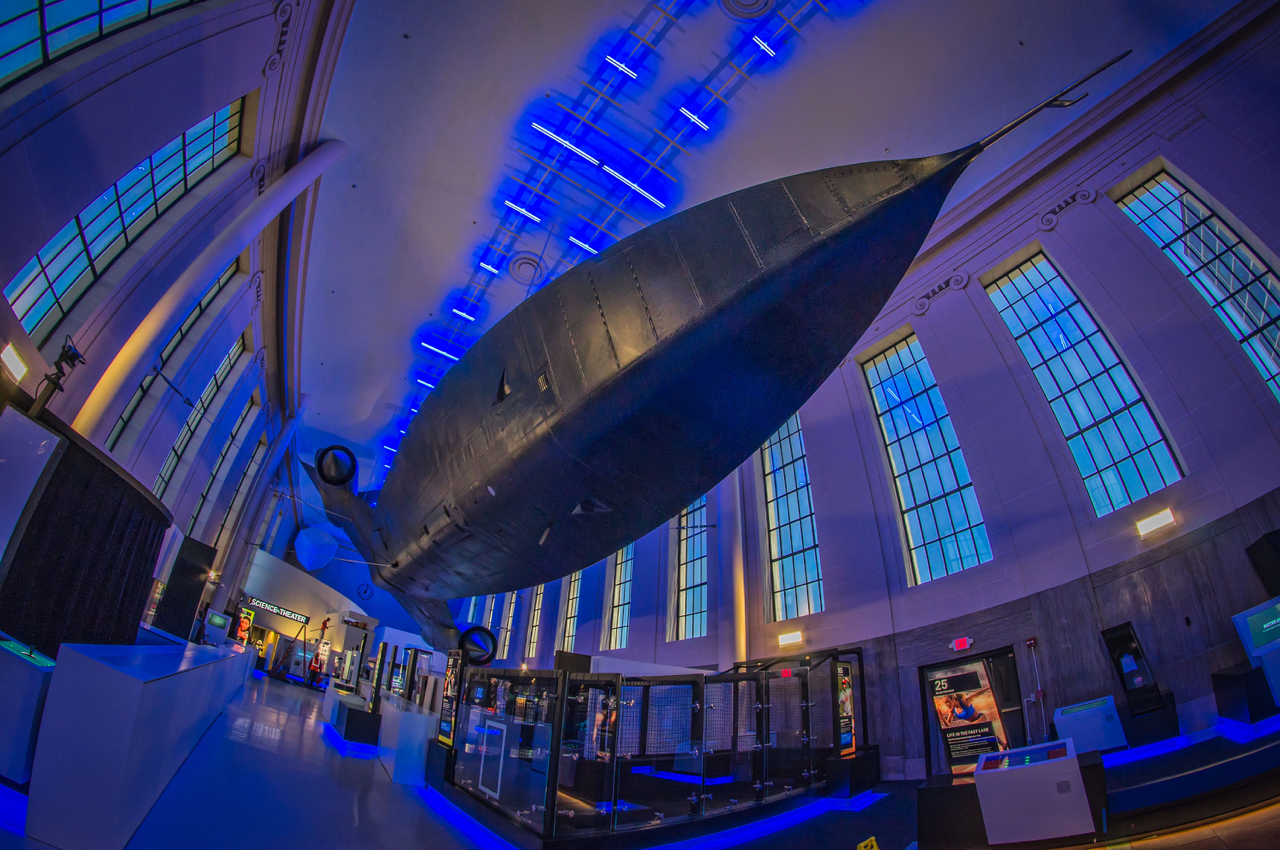 """""""Speed"""" At The Science Museum Of Virginia: Worth The Wait And A Must-See For Families"""