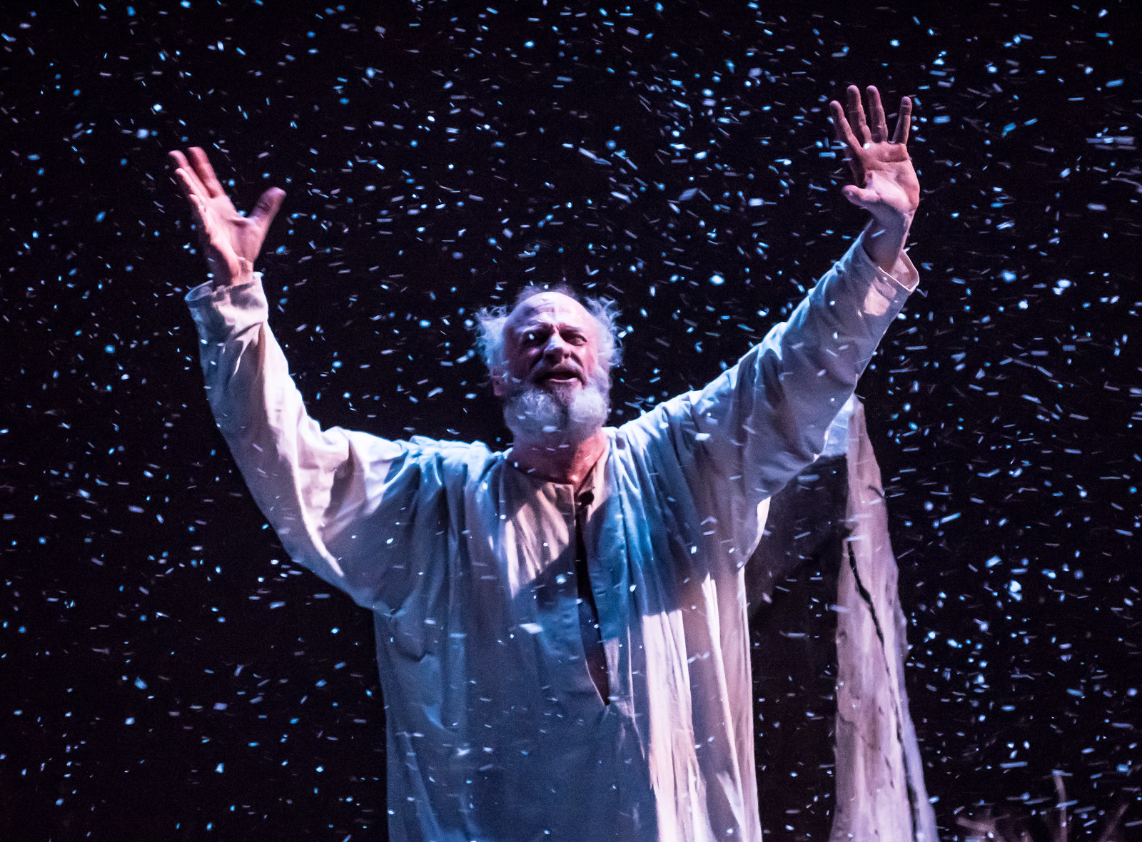 "Familiar Parenting Theme Plays Out In Quill's ""King Lear"" At VMFA's Leslie Cheek Theater"