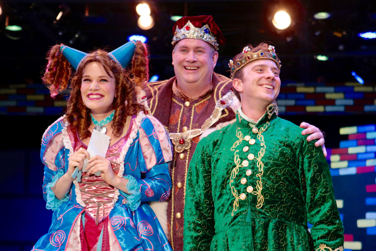 """All Ages Will Be Spellbound By Virginia Rep's """"Croaker, The Frog Prince Musical"""""""