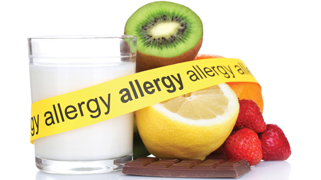 Ugh! Family Life With Food Allergies