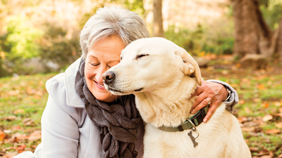 7 Tips For Seniors And Their Dogs