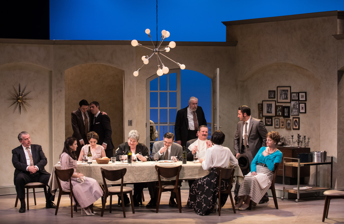 """Ensemble Cast Serves Up Laughs In Unforgettable """"Saturday, Sunday, Monday"""""""
