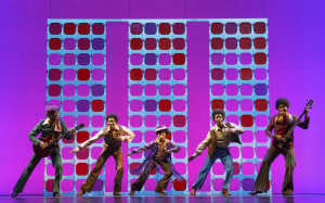 The Jackson Five, MoTOWN THE MUSICAL First National Tour (C) Joan Marcus, 2014