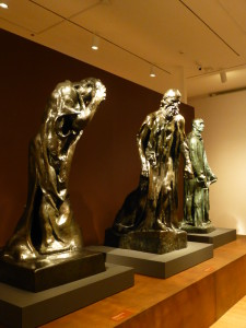 Auguste Rodin, Burghers of Calais