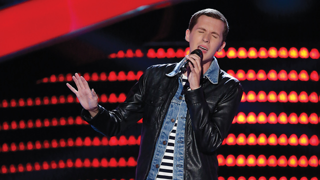 Evan McKeel Is Giving NBC's TheVoice His All!