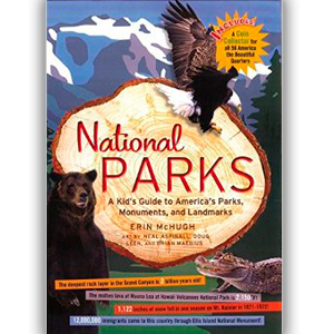 Go Wild: A Review Of The National Parks: A Kid's Guide
