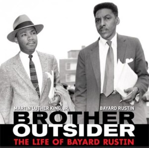 Brother Outsider: The Life of Bayard Rustin was also part of the Created Equal Film Series.