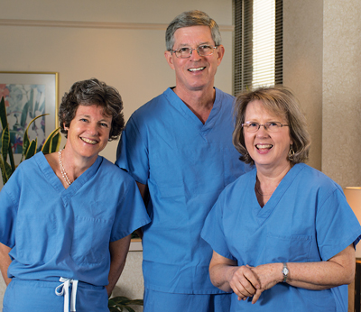 The RVA-based team behind Midwives for Haiti includes Alice Hirata, Stephen Eads, and Nadene Brunk, who founded the life-saving organization in 2005.