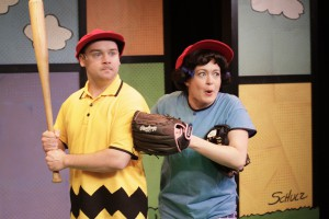 Enjoy David Janeski as Charlie Brown and Aly Weplo as Lucy in their final RVA production before this husband and wife team heads west to Idaho for new creative challenges.