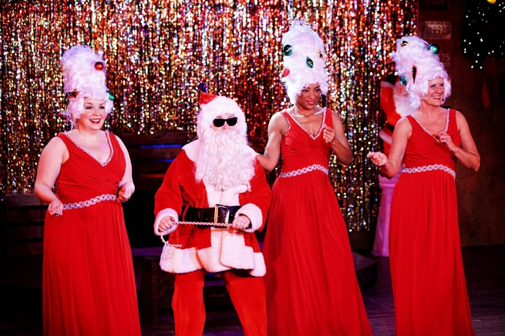 Honkey Tonk Holiday Remix Is Best Christmas Party Of The Year!