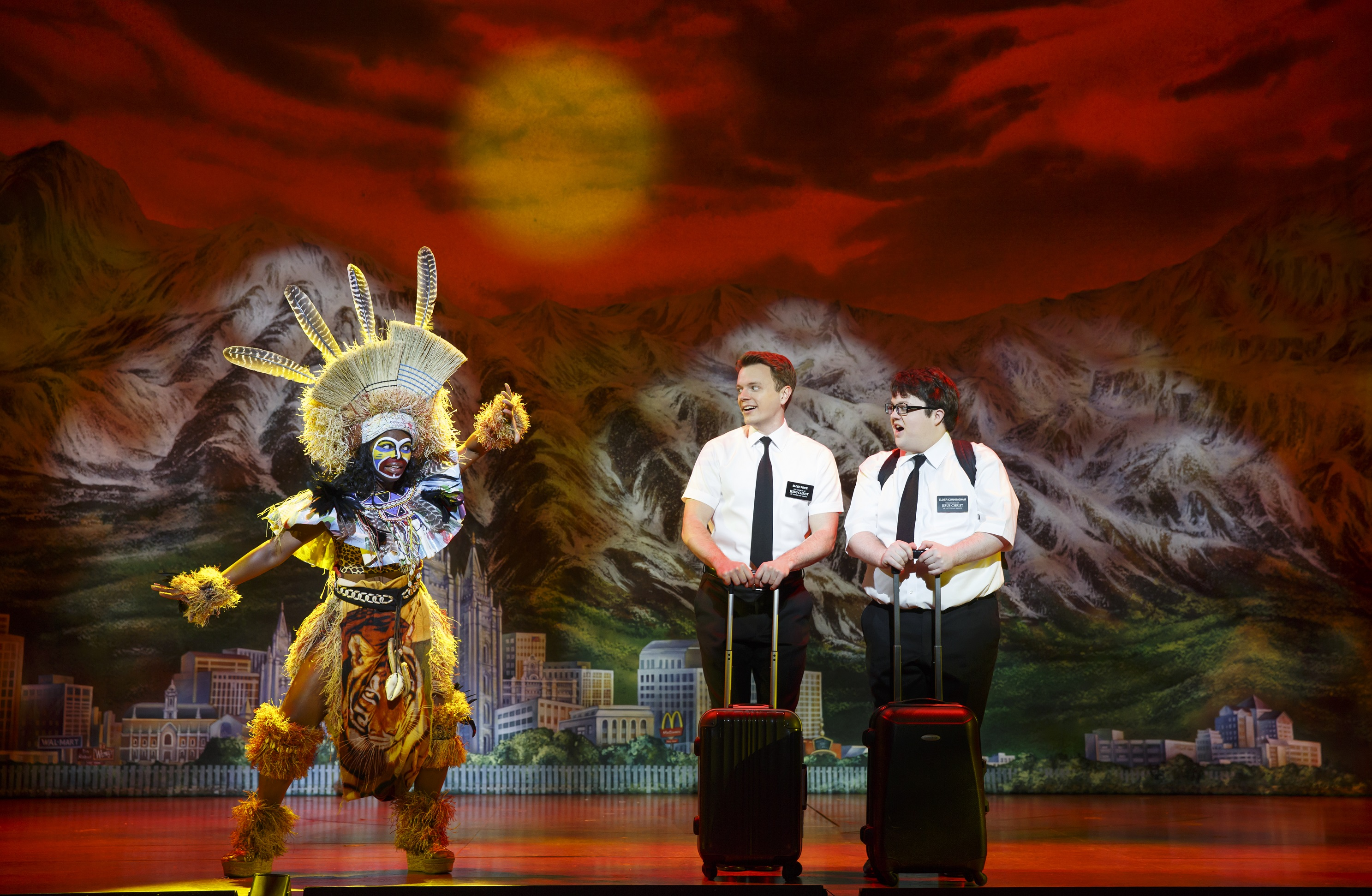 The Book Of Mormon: Offensively Hilarious, Ultra-Entertaining