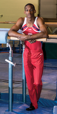 At 18, Kiwan Watts is a Junior National champion with Olympic dreams.