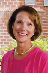 Maureen Williams is director of admissions at St. Gertrude's, an all-girls Catholic high school in the Fan.