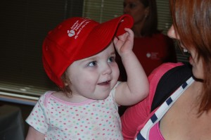 Little Ayla's family is waiting for word that she is eligible for a heart transplant.