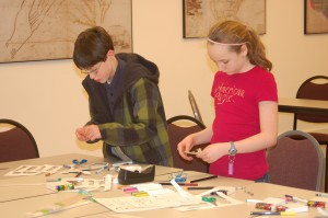 Stories at the Museum - Crafts - February 2011