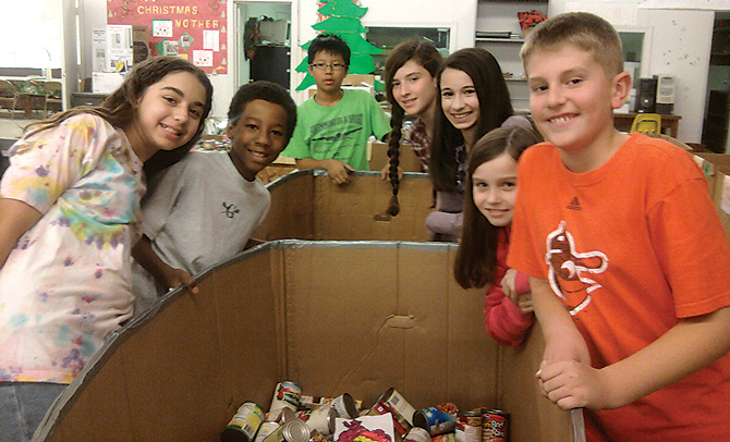 Kids And Service Hours