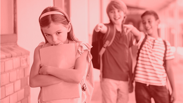 Can Your Kid Help A Bullied Kid?