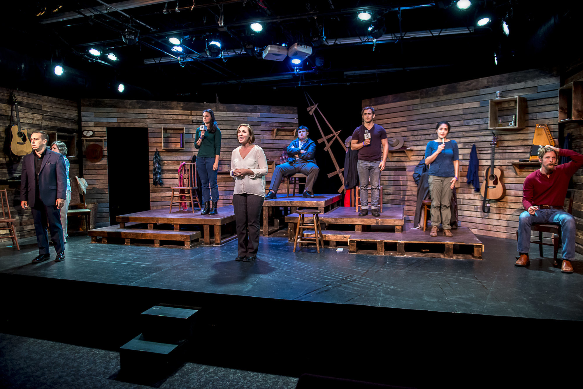 """""""The Laramie Project"""" Is Art That Can Change Minds And Mobilize Communities"""