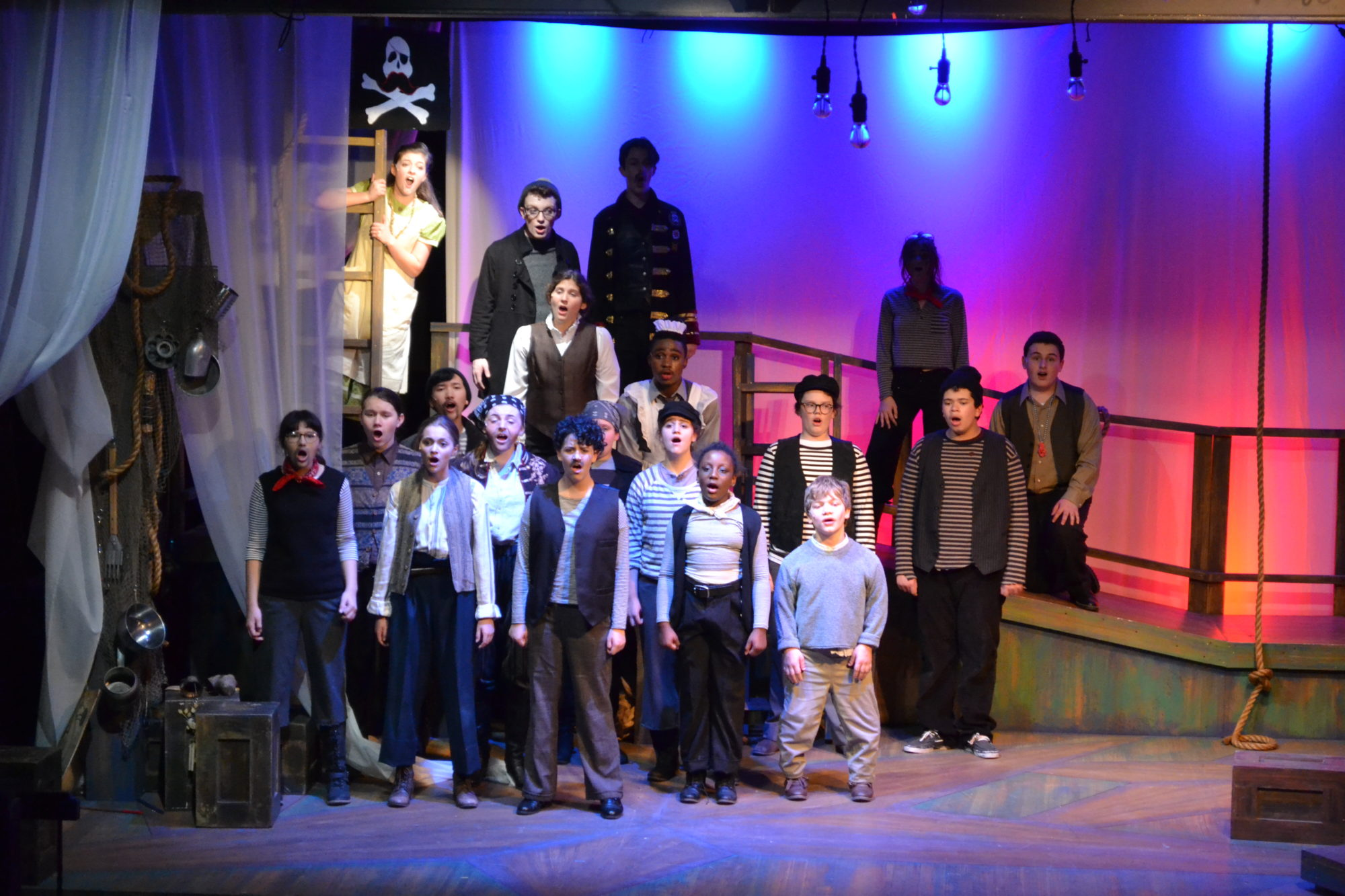 "Fast-paced And Fun ""Peter And The Starcatcher"" Is Great For Families"