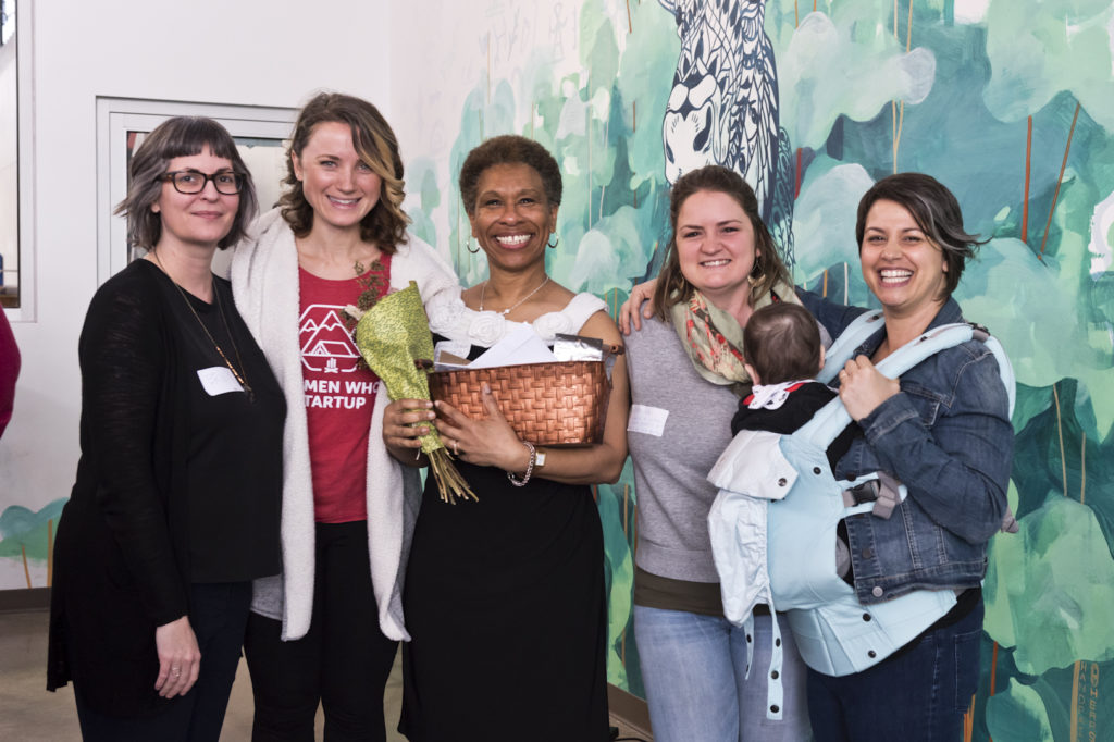 Mindful Mornings Is Onto Something: Building The Giving Wall In RVA